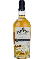 West Cork 12 Years Old Sherry Cask
