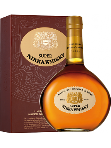 Nikka Super Revival Limited Edition