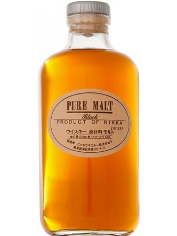 Nikka Pure Malt Black 0,5