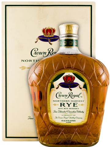 CROWN ROYAL RYE1L/ 45%