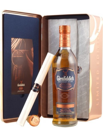 Glenfiddich 125th Anniversary Edition 43% 0,7l