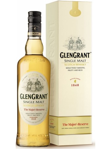 Glen Grant The Majors Reserve 40% 0,7l