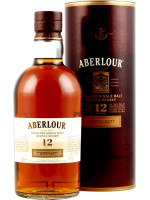 Aberlour 12YO Sherry Cask Double Matured / 1 litr