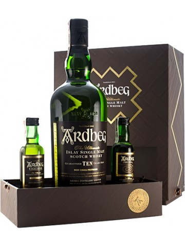 Ardbeg 10 Years Old Exploration Pack Limited Edition