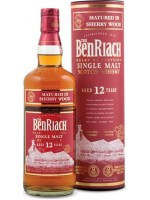 BenRiach 12 YO Sherry Wood