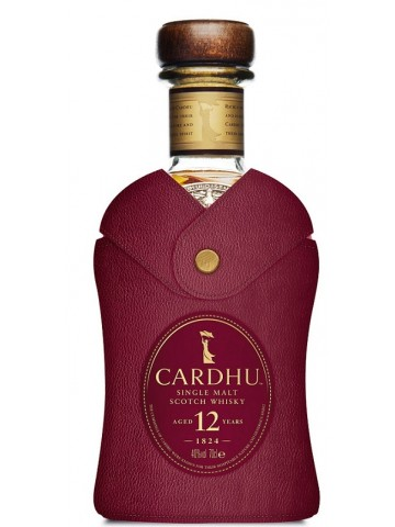 Cardhu 12 YO Single Malt Whisky-ETUI