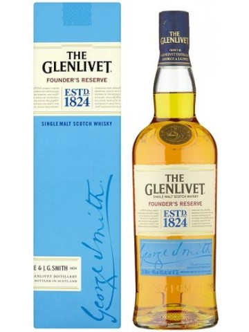 The Glenlivet Founders Reserva 0,7l