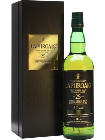 Laphroaig 25 YO Cask Strength Edition  0,7l