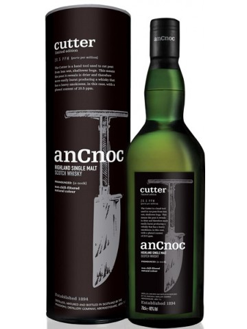 An Cnoc Cutter Limited Edition 46% 0,7l