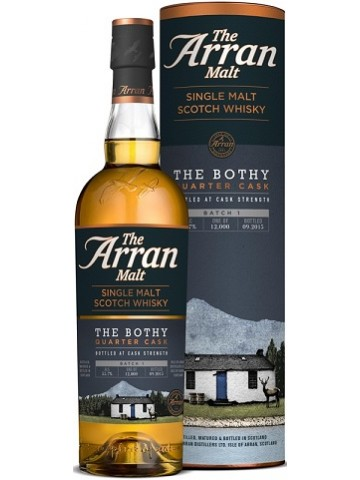 Arran The Bothy Quarter Cask