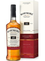 Bowmore 10 Years Old Dark and Intense