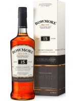 Bowmore 15 Years Old Golden & Elegant