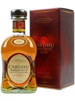 Cardhu Amber Rock Double Matured / 0,7l