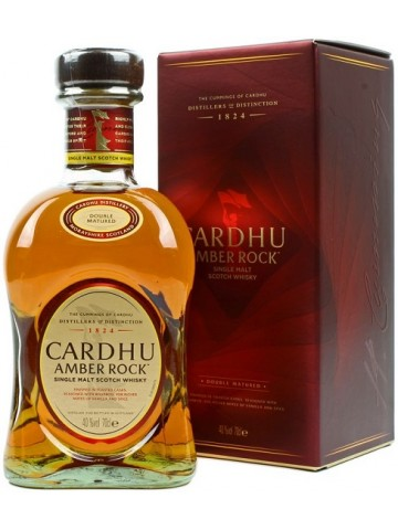 Cardhu Amber Rock Double Matured 0,7l