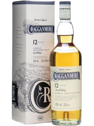Cragganmore 12 Years Old  200 ml