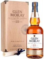 Glen Moray 25 YO Port Cask Finish