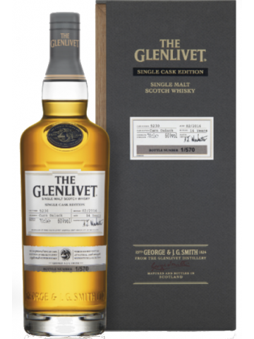 The Glenlivet Carn Dulack Single Cask