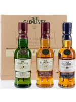 The Glenlivet Trio Pack / 40% / 3 x 200 ml
