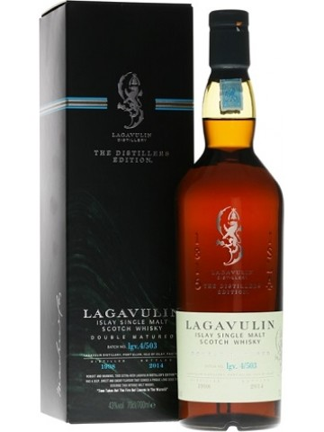 Lagavulin Double Matured Edition 1998 - 2014 43%