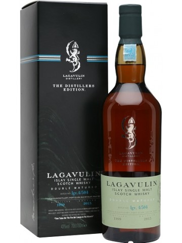 Lagavulin Double Matured Edition 1999 - 2015 43%