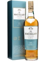Macallan 15 Years Old Fine Oak
