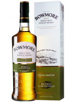 Bowmore Small Batch Bourbon Cask Matured / 40% / 0,7l