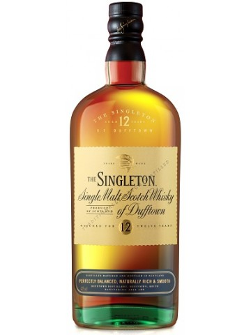 Singleton of Dufftown 12YO 40% 0,7l