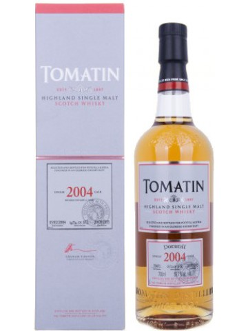 Tomatin 11 Years Old Sherry Oloroso