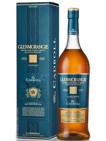 Glenmorangie The Cadboll Legends