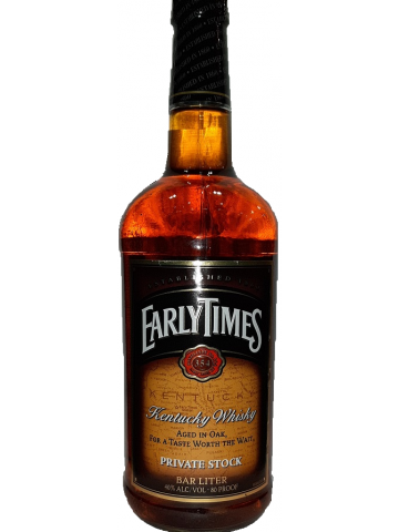 Early Times1L/40%