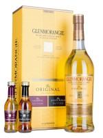 Glenmorangie10YO 0,7L + 2 MINI 0,05L -zestaw