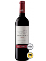 Ducado de Hoja Red Crianza 375 ml