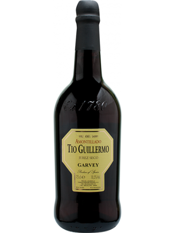 Sherry Tio Guillermo Amontillado