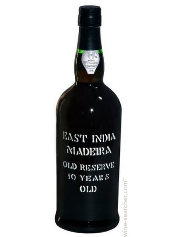 East India Madeira 10 YO